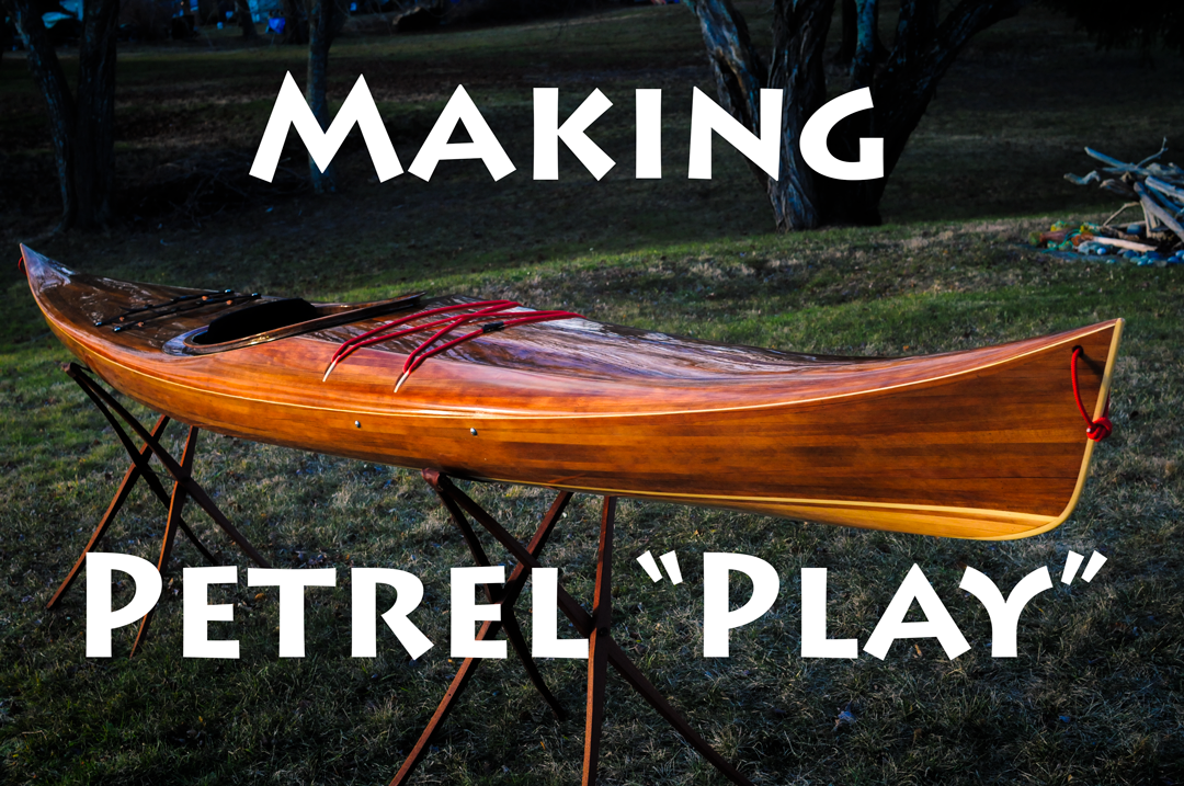 Making Petrel Play